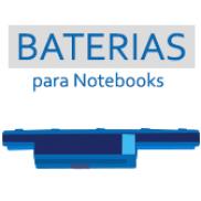 Baterias para notebook