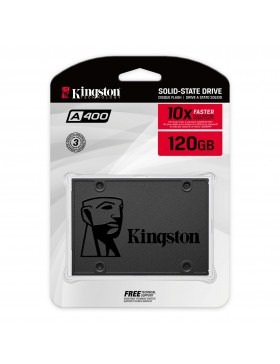 HD SSD 120 GB A400 KINGSTON
